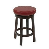 "24"" ROUND BARSTOOL(NOT ASSEMBLED)"