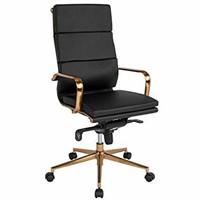 GG LEATHER EXECUTIVE SWIVEL CHAIR