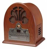 CROSLEY CATHEDRAL RETRO AM/FM RADIO