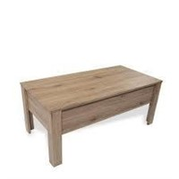 OTTOMANSON LIFT TOP COFFEE TABLE (NOT ASSEMBLED)