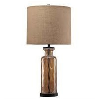 SIGNATURE TABLE LAMP (NOT ASSEMBLED)