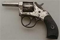 H & R 32 double action handgun