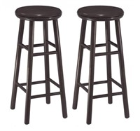 WINSOME SOLID WOOD BARSTOOL