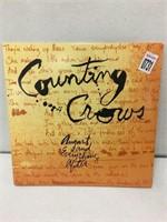 COUNTING CROWS VINYL  ALBUM