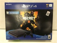 SONY PS4 CALL OF DUTY BLACK OPS (IN SHOWCASE)