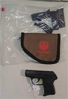 Ruger LCP .380 auto pistol