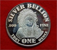 Online Coin Auction SILVER 2-17-19