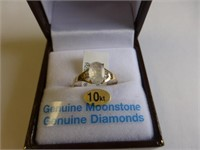10kt Yellow Gold Ring (con't)