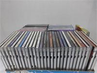 50 CD's Mainly Romantic Music