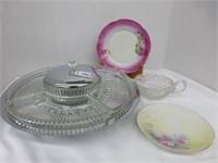 Glassware Lot (See Description)