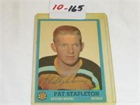 Pat Stapleton- Boston Bruins (signed)