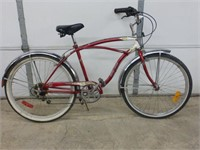 Supercycle Cruiser Style 6-Speed Men's Bike