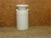 Purity Dairy Milk Can w/Lid
