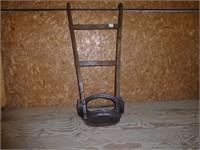 Steel Wheel Bag Cart