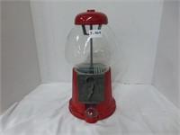 Carousel Bubble Gum Machine (Metal & Glass)