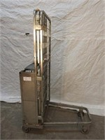 rolling stock cart