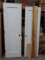 shaker style prehung doors