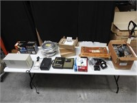 lot of electronics etc..