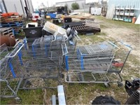 shopping carts
