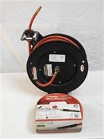 air hose and reel
