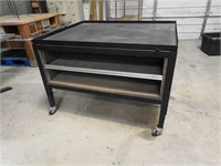 rolling dispay table