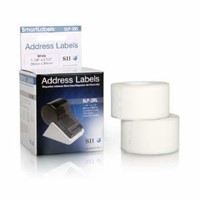 Seiko Instruments White Address Labels for Smart