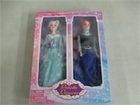 "Sleeping Beauty & Belle Princess Dolls ""Great gift"