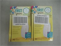 (2) The First Years, Disposable Nursing Pads with
