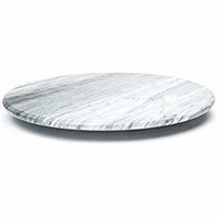 Fox Run 3840 Lazy Susan Turntable, Marble,