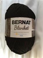 Bernat Blanket Yarn, 10.5 oz, Coal, 1 Ball