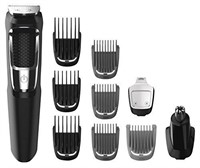 Philips Multigroom Series 3000 Cordless with 10