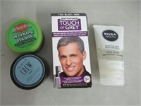 Lot of Various Mens Products; American Crew Fiber,