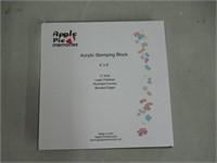 Apple Pie Memories EK Tools 54-30200 Paper Punch,