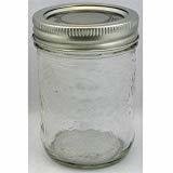Bernardin 20250 250ml Regular Mouth Mason Jar,