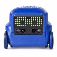 Boxer 20104696 Interactive A.I. Robot Toy (Blue)