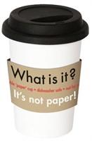 Eco Friendly Reusable Melamine 12 oz Coffee Mug /