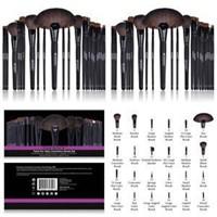 SHANY Studio Quality Natural Cosmetic Brush Set