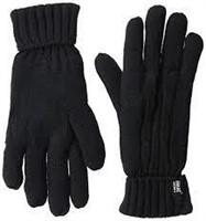 Heat Holders Women's Small/Medium Gloves, Black