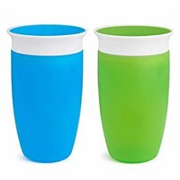 Munchkin 2 Pack Miracle 360degree 10oz Sippy