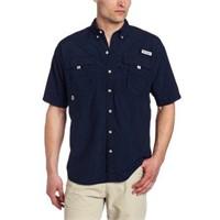 Columbia Men's Large Bahama II Short Sleeve Shirt,