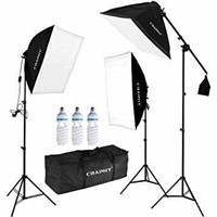 Craphy Photo Studio LED Continuous Lighting Kit