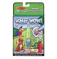 Melissa & Dough Water WOW! Animals - ON the GO