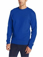 Champion Men's Large Powerblend Pullover