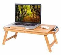 BirdRock Home Bamboo Laptop Bed Tray (Natural)