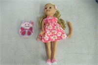 """""""As Is"""" Bumbleberry Girls Brinley Girl Doll,"""