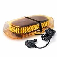Xprite 240 LED Beacon Strobe Light w/Magnetic, Law