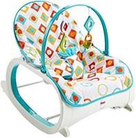 Fisher-Price Infant-to-Toddler Rocker, Geo