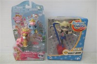 Lot of (2) assorted Mini Toys Whisker Haven and