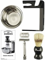 Wahl Traditional barbers classic shave kit, 1.4