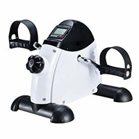TODO Mini Exercise Bike Pedal Exerciser with LCD